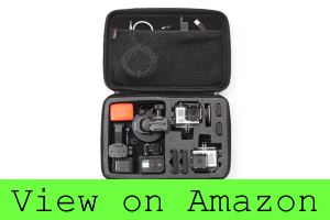 AmazonBasics – Best Large GoPro Case