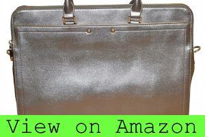 KQ New York Women's Notebook Satchel Shoulder Bag