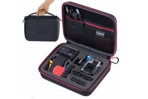 Smatree Carrying Case for GoPro Hero Review