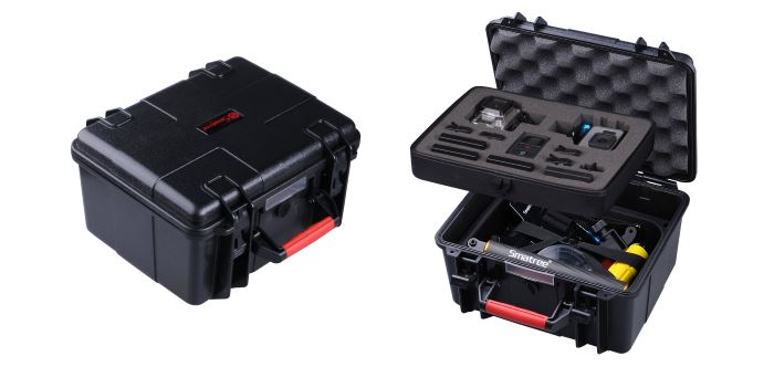 Smatree GA700-2 — Best GoPro Storage Case