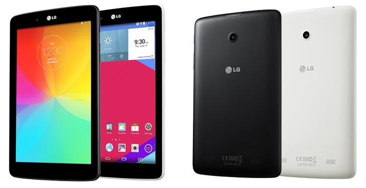 LG G Pad V400 — Best Cheap 7-Inch Tablet