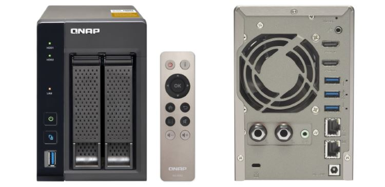 QNAP TS-253A — Best QNAP NAS for Plex