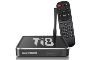 EZ Stream Ti8 Android TV Box Review