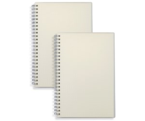 Miliko Transparent Hardcover A5 Notebook Review