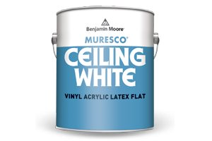 Benjamin Moore Muresco Ceiling Paint Review