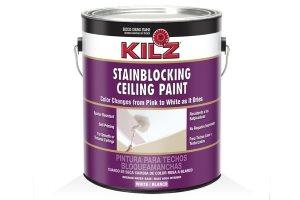 KILZ Color-Change Stainblocking Interior Ceiling Paint Review